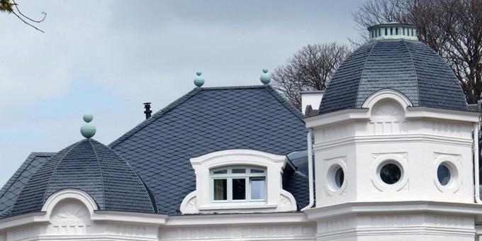 CUPA USA slate roofing